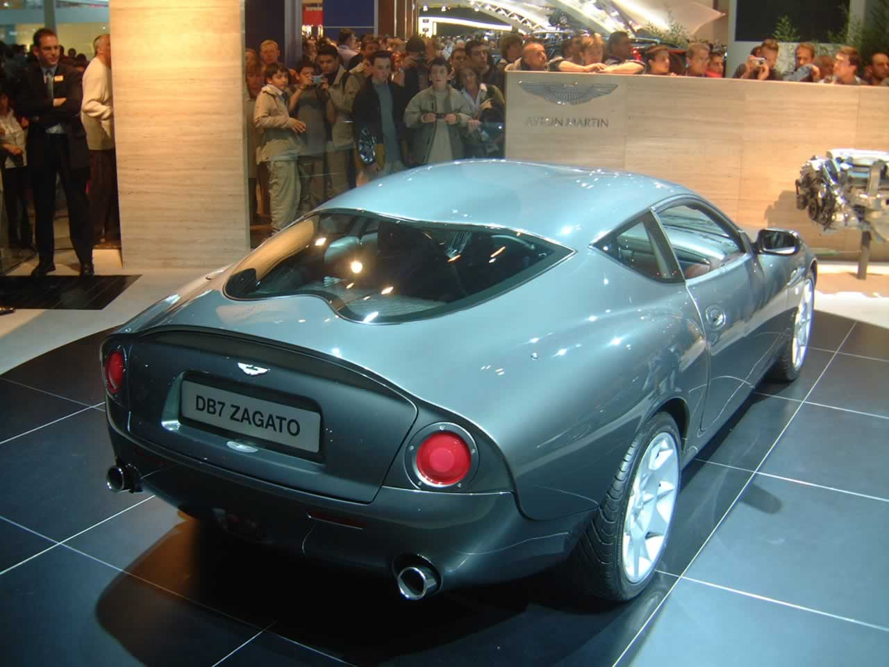 Aston Martin Db7 Zagato Price New
